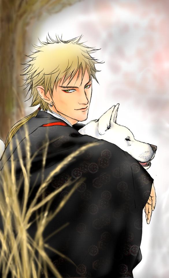 雄略天皇と犬fromすえぞーさま